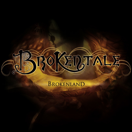 BrokenLand album cover