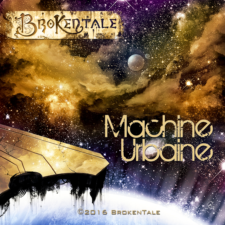 Machine Urbaine album cover