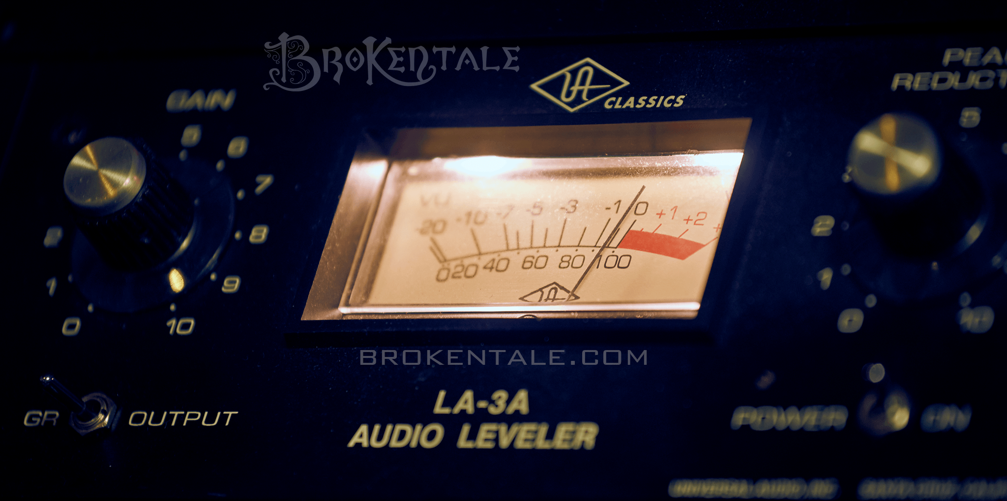 BrokenTale Studio Gear LA-3A
