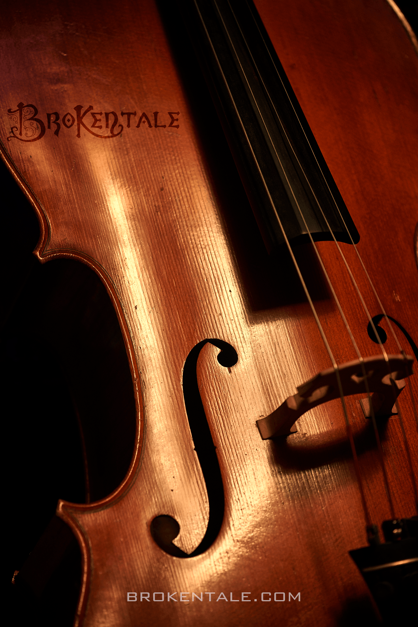 BrokenTale Instruments - Cello